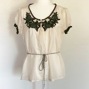 Romeo & Juliet Couture Blouse